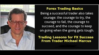 Forex Trader Success Story Forex Trading Lessons from Michael Marcus for FX Profits