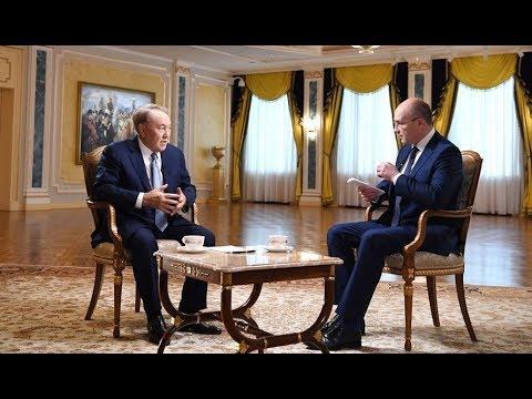 Интервью Н.Назарбаева ВГТРК
