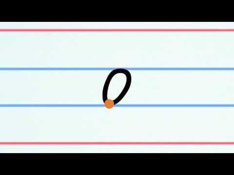 Musical alphabet - QLD beginner's print