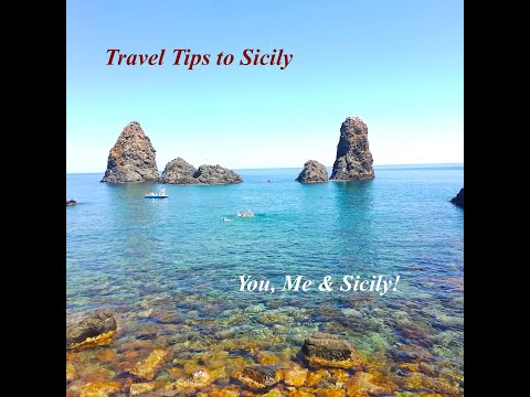 You Me & Sicily Travel Tips to Sicily !