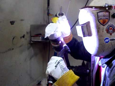 tig pipe welding 6G - YouTube