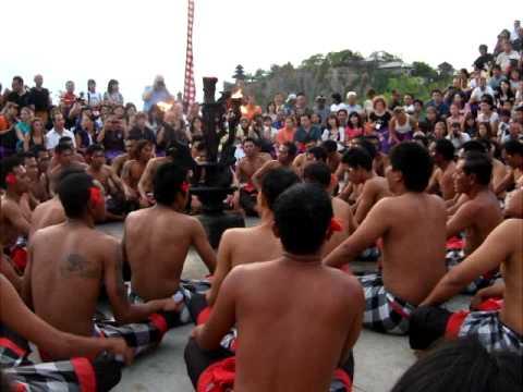 Kechak Dance in Bali - Part 1