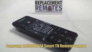 SAMSUNG AA5900772A LCD TV Remote Control - www.ReplacementRemotes.com