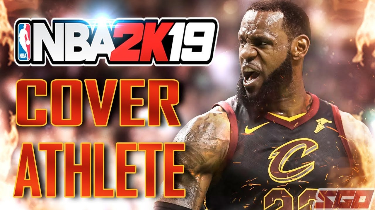 NBA 2K19 Cover Athlete and Release Date!