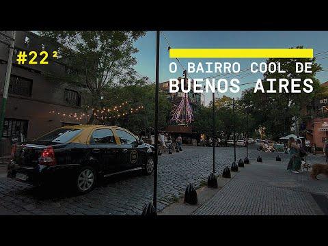 PALERMO Em Buenos Aires (Jardim Japonês E Palermo Soho)