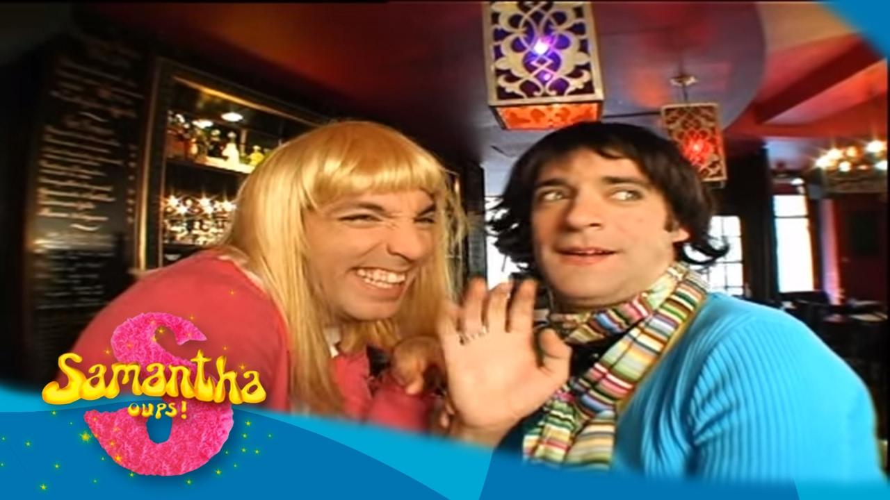 Samantha oups samantha derri re le bar partie 2 youtube - Samantha oups sur le banc ...