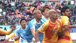 2018年4月7日(土)に行われた明治安田生命J1リーグ 第6節 磐田vs清水...