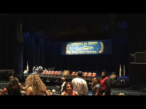 Whitney Young Magnet High School Class of 2018 Graduation 6/15/18