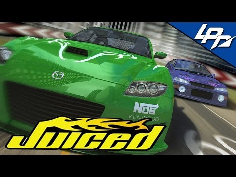JUICED Part 1 - Welcome to Angel City (FullHD) / Lets Play Juiced 1