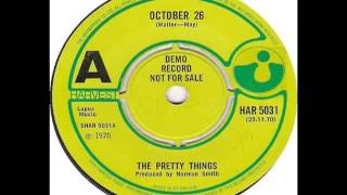 The Pretty Things - October 26