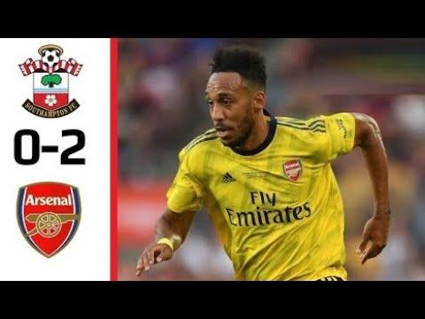 Download Southampton Vs Arsenal 0-2 Premier League 25/06/2020