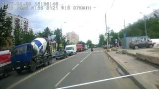 Москва м. Щелковская 30.05.2017