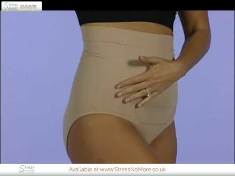 c3c82ddf94e C Panty for C Section Recovery Underwear - YouTube