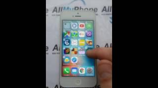 Замена стекла Iphone5(, 2016-06-15T14:14:37.000Z)