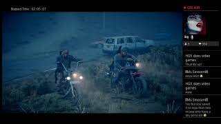 Days Gone Blind Play Part 36