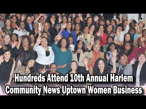 (2017) Harlem News Women Business Owners Photoshoot