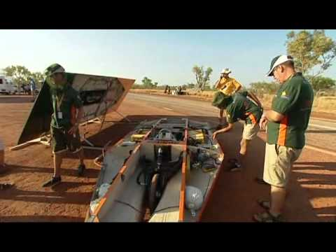 Raedthuys Solar Team WSC2005