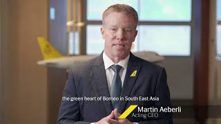 Royal Brunei Airlines wins Asia's Leading Cabin Crew (World Travel Awards 2020)