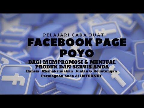Rahsia Tool Pemasaran Poyo Bersama Sifu Branding