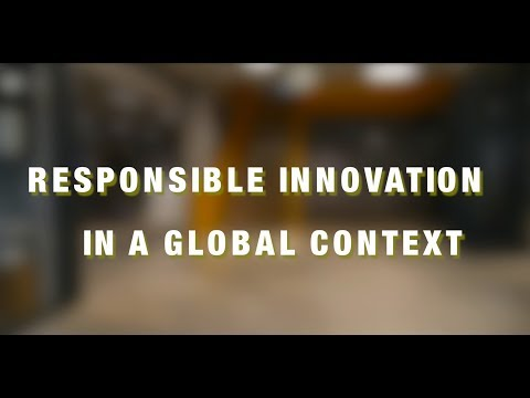 New USE Learning Line Responsible Innovation in a Global Context