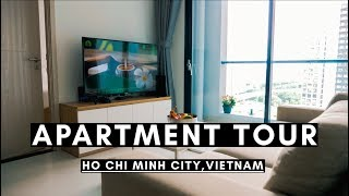 $700 APARTMENT TOUR | HO CHI MINH CITY | VIETNAM VLOG #010
