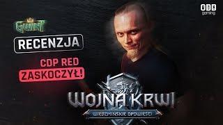 RECENZJA WOJNY KRWI - CDP RED ZASKAKUJE! :O