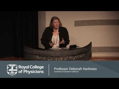 Professor Deborah Harkness, 'The Renaissance library and the worldview of John Dee'