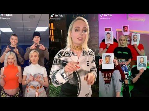 @klavacoca в Tik Tok ~ Клава Кока в Tik Tok ~ подборка видео с Клавой Кока ~ Клава Кока и Ниллето ~