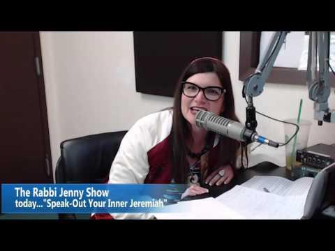 Rabbi Jenny ShowAugust 3, 2016