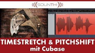 Timestretch / Pitchshift Cubase - Deutsch - sounTH inside #038