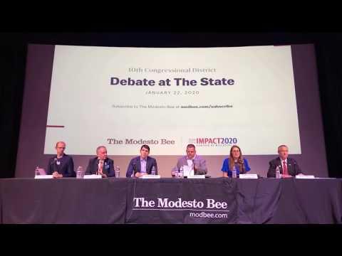 Debate At The State: 10th Congressional District Debate