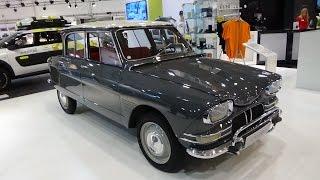1965, Citroen Ami 6 Saloon, Exterior and Interior, Techno Classica Essen 2015