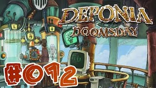 Deponia Doomsday [Blind/Deutsch] #012 Und so liebe Kinder, funktioniert ein Computer - Let's Play