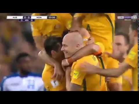Australia vs Honduras 3-1 Goals & Extended Highlights 15 11 2017 Australia To World Cup Russia 2018