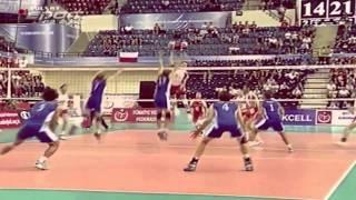 Polska vs. Francja - Mistrzostwa Europy 2009 w siatkówce (finał)