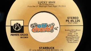 Starbuck - Lucky Man ■ 45 RPM 1976 ■ OffTheCharts365