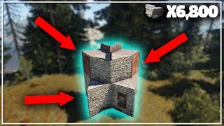 THE ONLY SOLO STARTER BASE DESIGN YOU NEED TO BUILD IN RUST