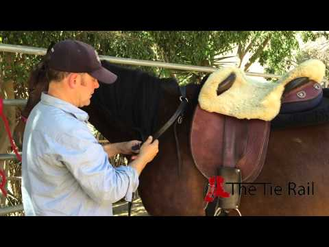 Saddling & Unsaddling: Australian Saddle
