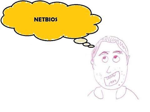 NETBIOS  🙄