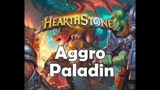 Hearthstone Deck Guide: Aggro Paladin | [German / Deutsch] [HD]