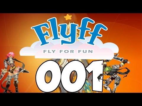 Die pure AURA! - Let's Play Flyff (Aura Flyff Privat Server) #01