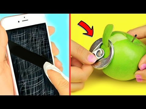 Thumbnail: 10 SIMPLE LIFE HACKS THAT WILL CHANGE YOUR LIFE! Life Hacks TESTED
