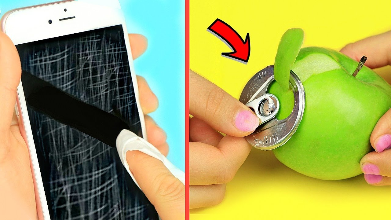 SIMPLE LIFE HACKS THAT WILL CHANGE YOUR LIFE Life Hacks TESTED - 30 brilliant life hacks