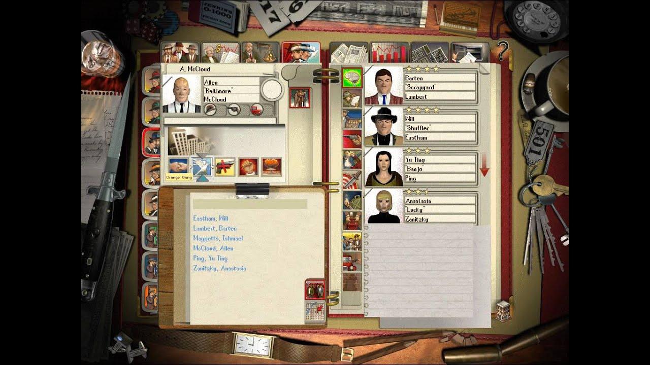 Ответы Mail Ru: какые есть игры про гангстеров на ПК?