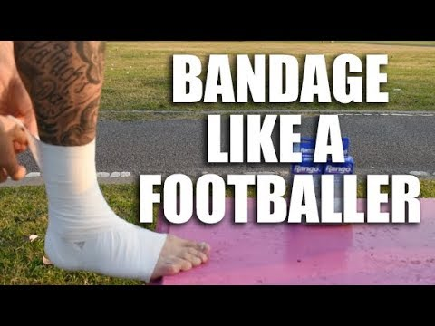PROTECT YOUR ANKLES! Bandage Them! Vlog 31