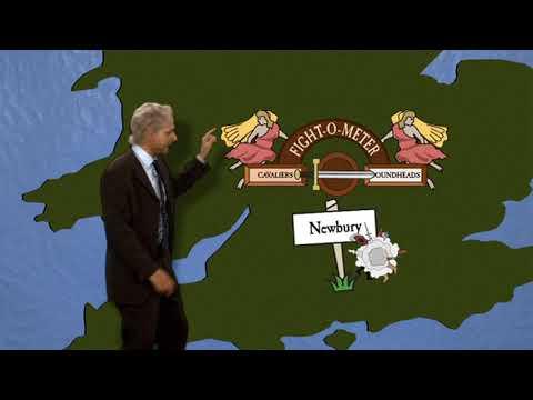 Horrible Histories   Bob Hale English Civil War Report,       Mike Peabody   live      Marston Moor