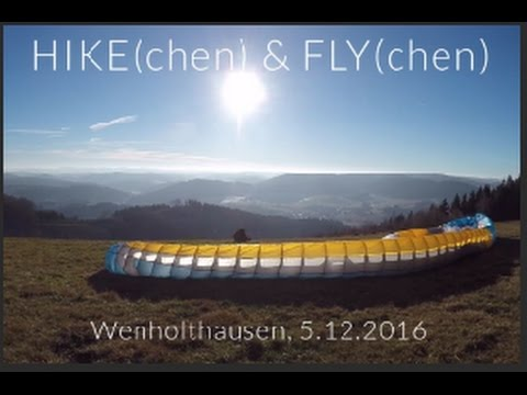 Hike(chen) & Fly(chen)