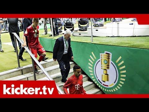 Kein Applaus bei der Siegerehrung: Erklärungsversuche | kicker.tv