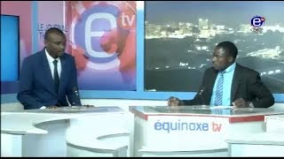 THE 6PM NEWS EQUINOXE TV THURSDAY APRIL 26th 2018