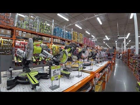 Строительный магазин в США Обзор и цены Home Depot